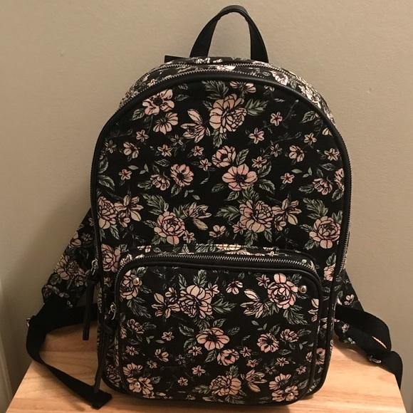 Handbags - Floral Backpack
